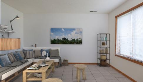 Glenridge Drive Town Homes 4 plex