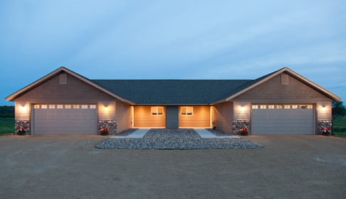 Cherry lane Single Level Living Roberts WI New Construction ( 2017)
